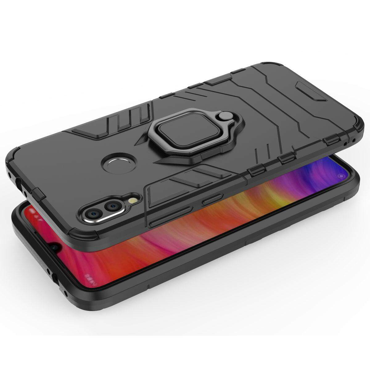 big sale a6d97 c1f02 Specifications of Cool Guard Ring Holder Kickstand PC TPU Hybrid Case for  Xiaomi Redmi Note 7S  Note 7   Note 7 Pro (India)