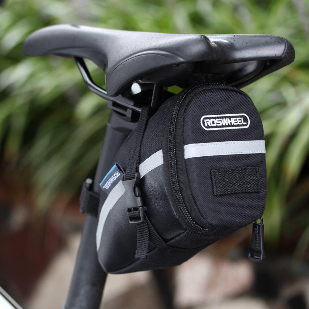 getek roswheel waterproof bike cycling bicycle saddle bag