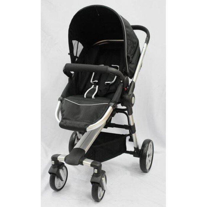Halford Zuzz 4 Stroller - black