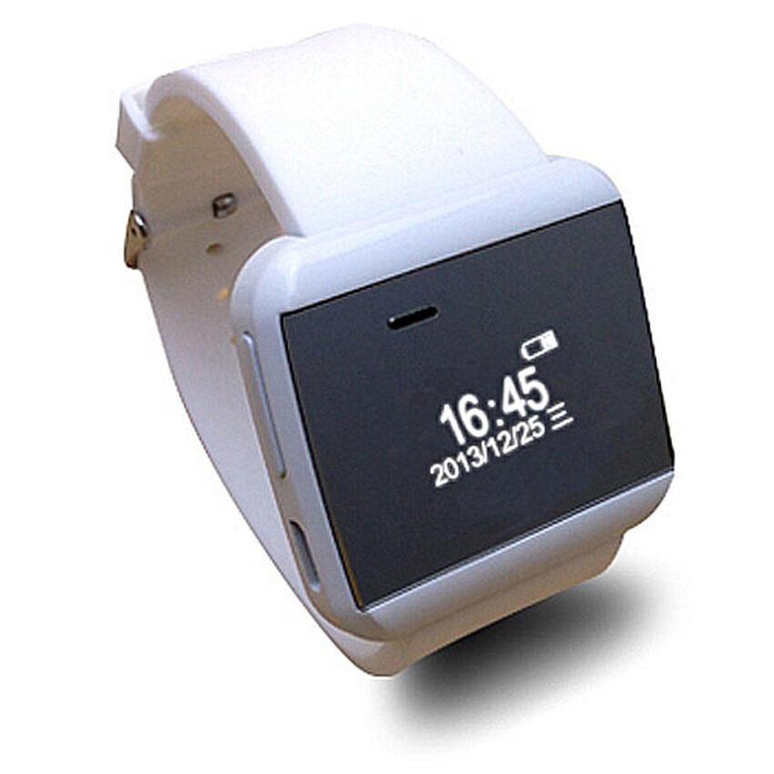 Jo. In Sport Smartwatch Bluetooth Watch Ponsel Panggilan untuk Android untuk Samsung/LG Dll (Putih)