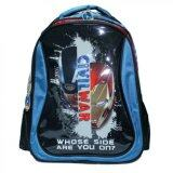 Marvel Avengers Captain America Civil War Backpack 16 Inches - Blue Colour