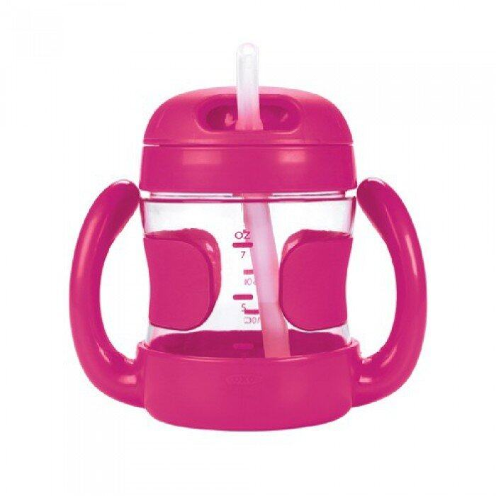 OXO Tot Straw Cup with Removable Handles - 7oz