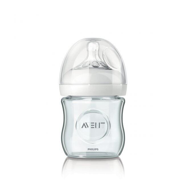 Philips Avent Natural Bottle 125ml (SINGLE PACK)