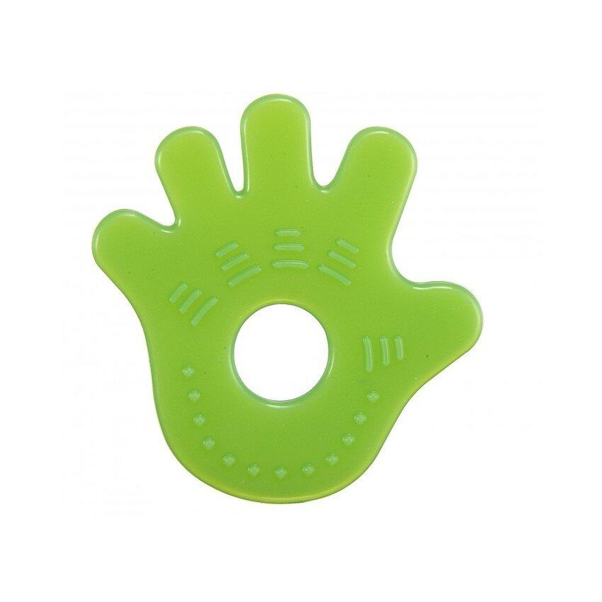 Simba Lemon Flavor Silicone Teether (Hand Green)