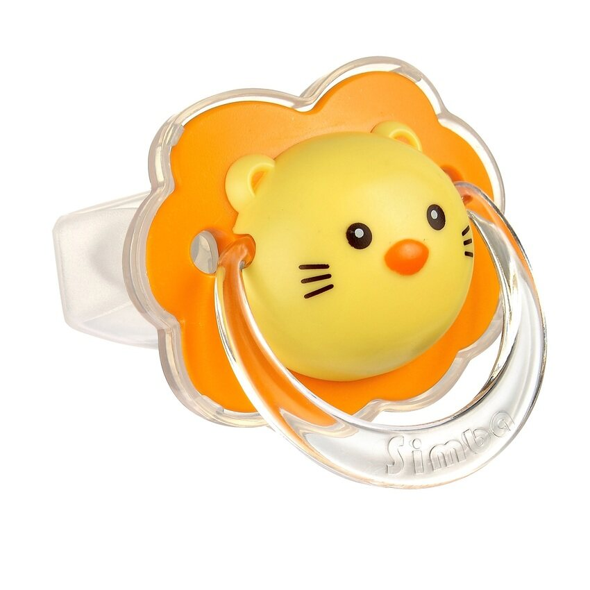 Simba 3D Thumb Shape Pacifier - Limited Edition (0m+)
