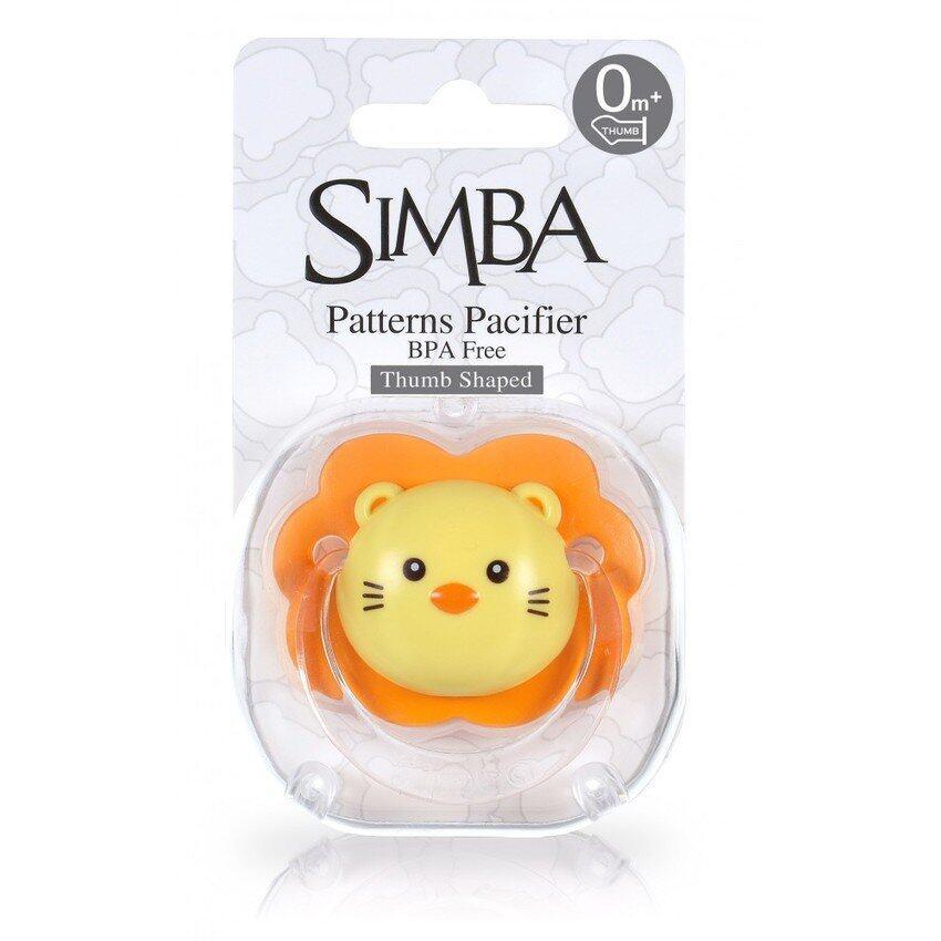 Simba Thumb Shaped Pacifier (0m)