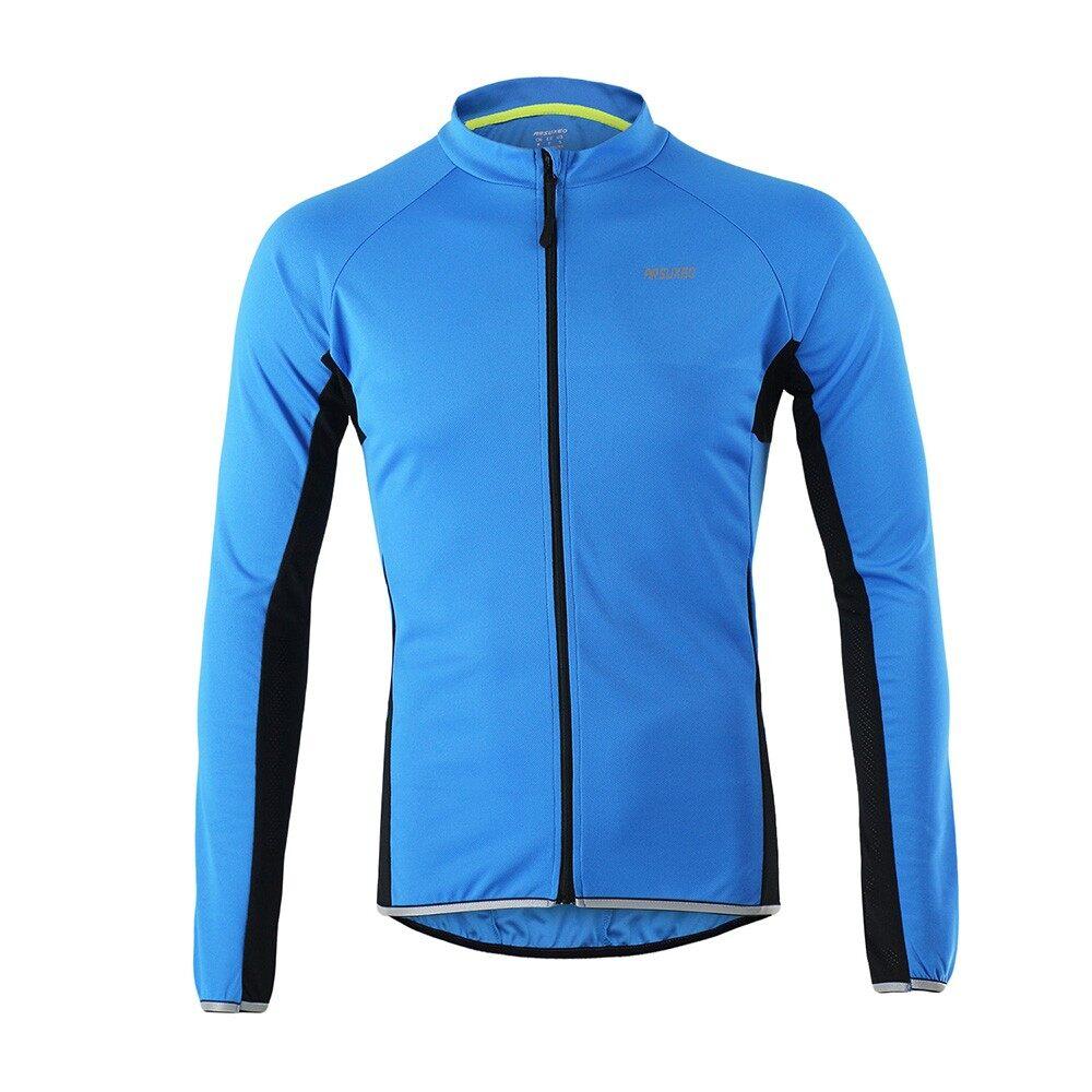 Jual Cepat 2016 Outdoor Sports Cycling Jersey Spring Summer Bike Bicycle Long Sleeves Mtb Clothing Shirts Wear Bike Jersey