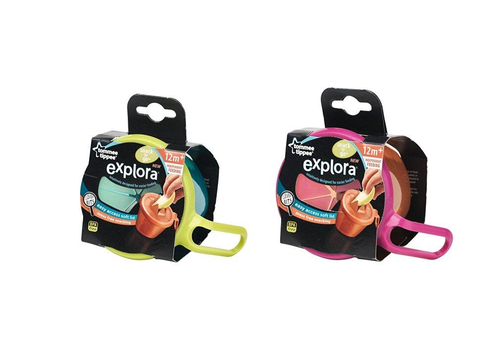 Tommee Tippee Explora Snack And Go 446712/38