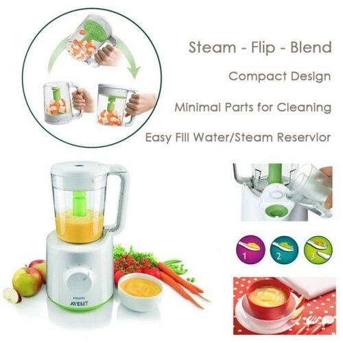 Philips Avent Steamer & Blender