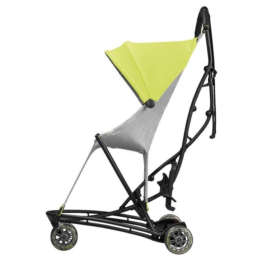 Quinny Yezz Air - Lime Flow 2016 limited stocks