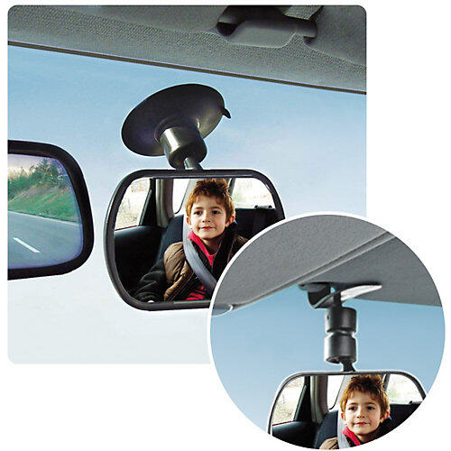 """reer Safety rear-view mirror """"2in1"""" - 2016 Import UK edtion NEW STOCK"""