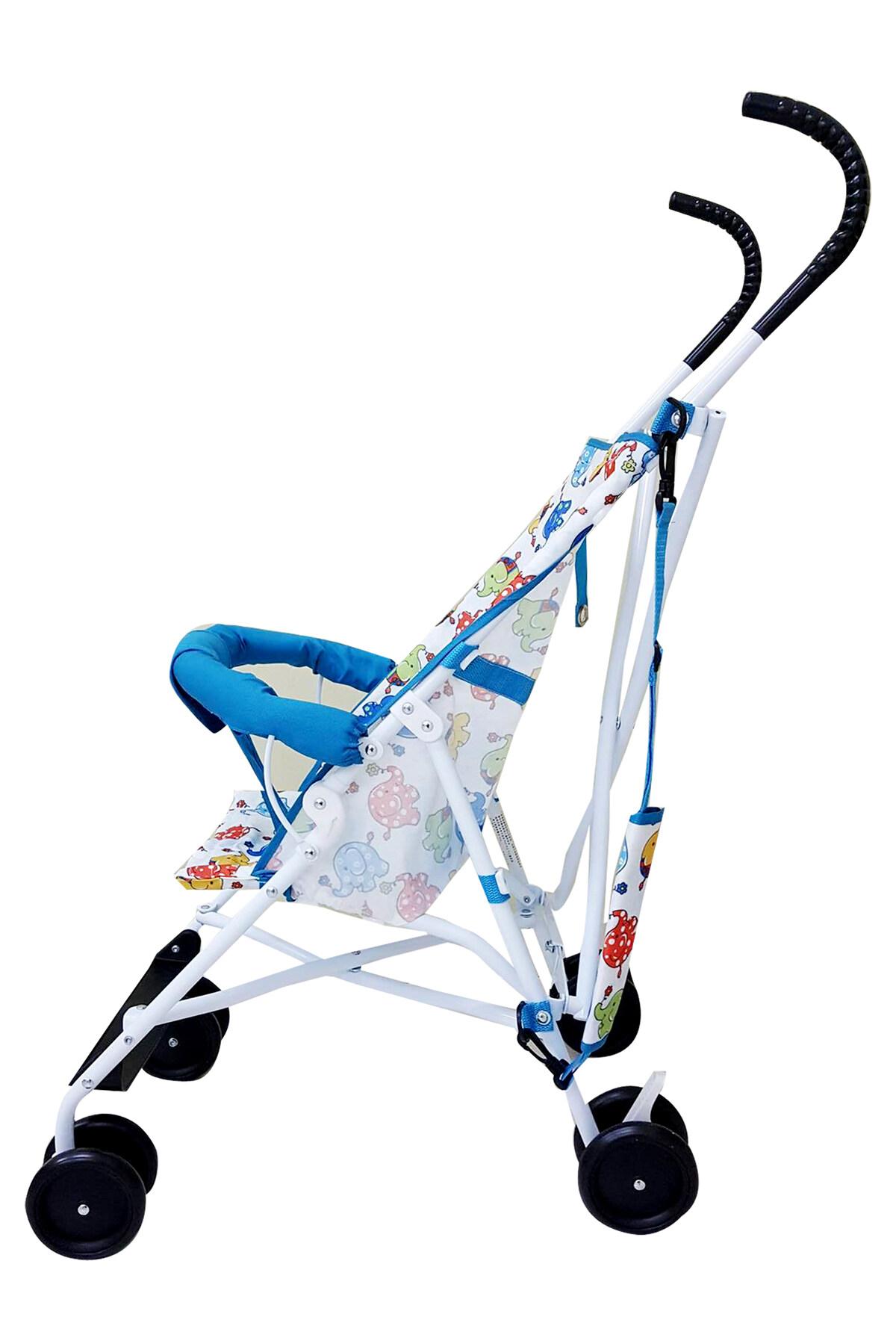 Rhine Baby Stroller (Elephant Pattern)