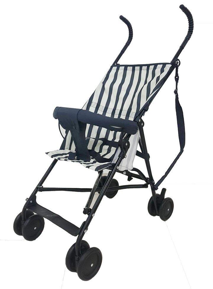 Rhine Baby Stroller (Stripe Pattern)