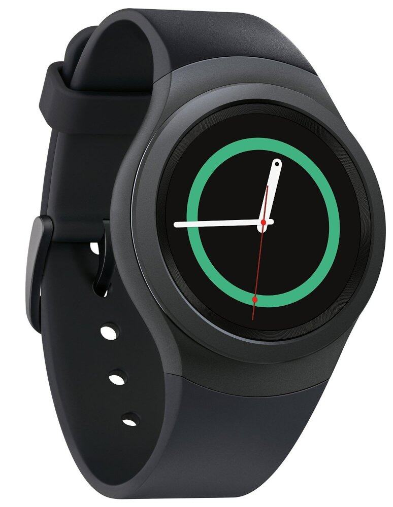 Samsung Gear S2 Smart Watch (Hitam)