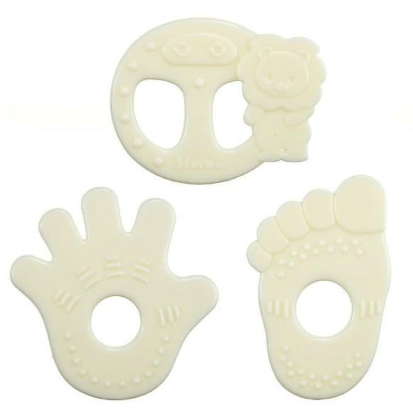 Simba Milk Silicone Teether (Hand)