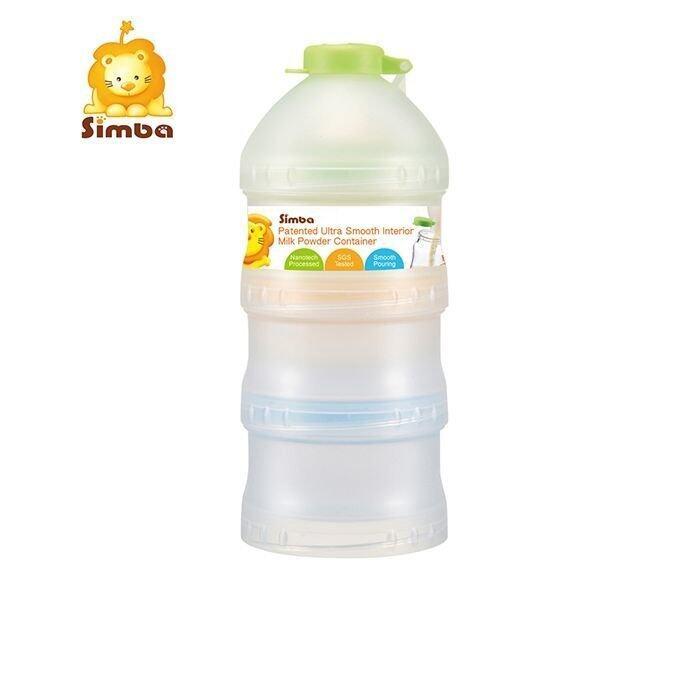 Simba Patented Ultra Smooth Interior Milk Powder Container
