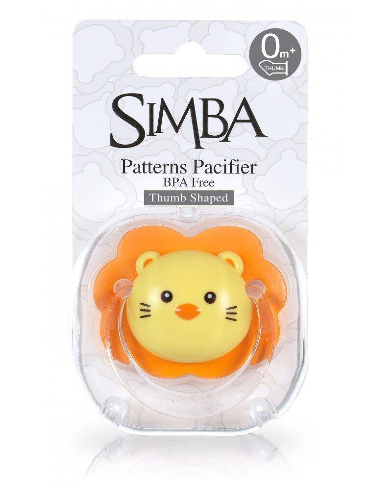 Simba Thumb Shaped Pacifier
