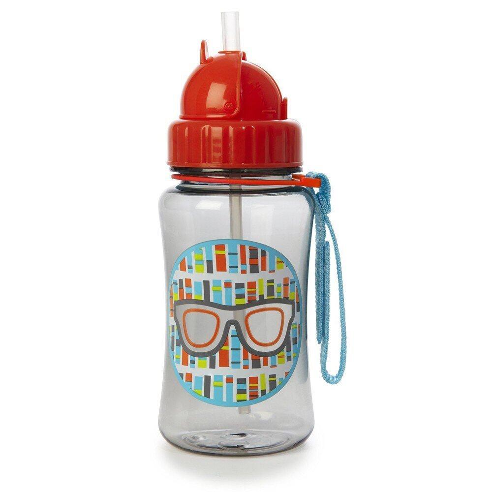 SKIP HOP Forget Me Not Straw Bottle - Specs