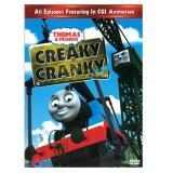Thomas And Friends Creaky Cranky - DVD