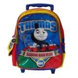 Thomas And Friends Pre School Trolley Bag - Blue Colour