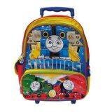 Thomas And Friends School Trolley Bag - Yellow Colour