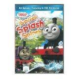 Thomas And Friends Splish Splash Splosh - DVD