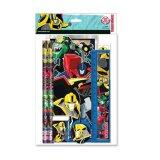 Transformers Stationery Set - Blue Colour