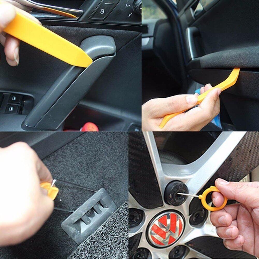getek 12pc car radio stereo door trim dash panel install removal pry tools kit orange lazada. Black Bedroom Furniture Sets. Home Design Ideas
