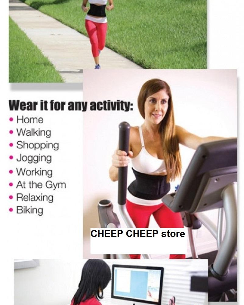 51de4d5cee Specifications of Miss Belt Instant Hourglass Shape Shaper Waist Training  Trainer for Slimmer Waistline Slimming Corset Girdle SIZE S M