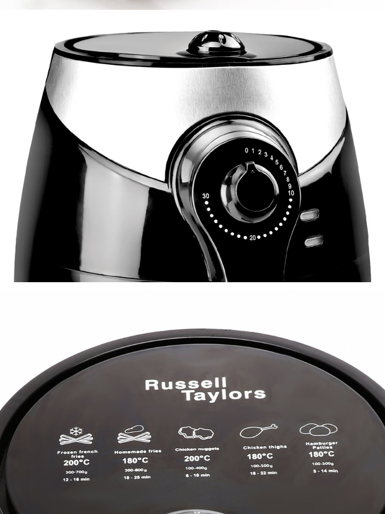Russell Taylors Air Fryer Af 14 Buy Sell Online Air Fryers With Cheap Price Lazada