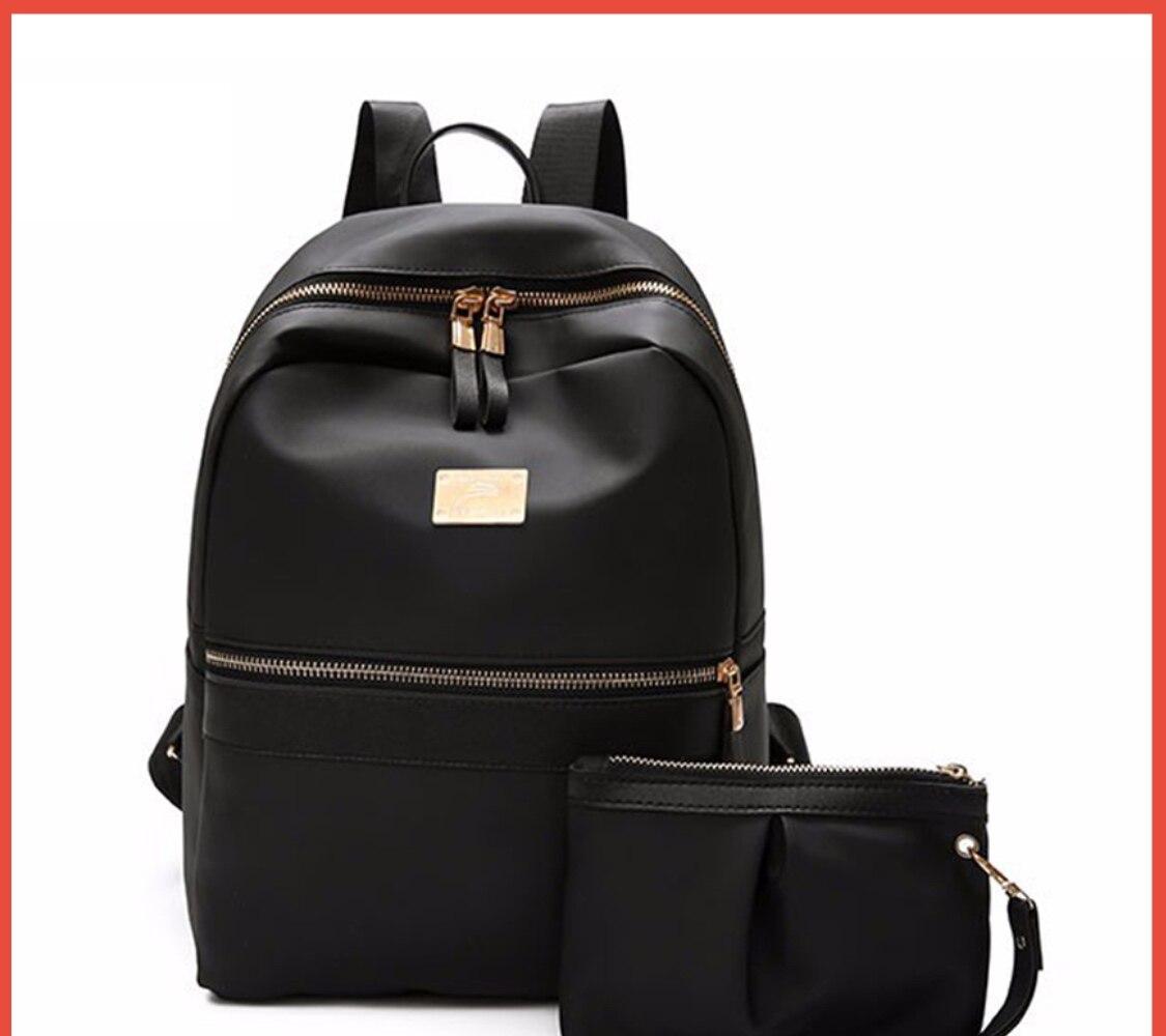 33df0c3525d GRIMO Malaysia - Metal 2 in 1 Backpack Pack Shoulder Beg Tangan Purse  Travel Casual Bag Women Ladies Girls Women Lady Perempuan Gift Hadiah for  Ladies ...