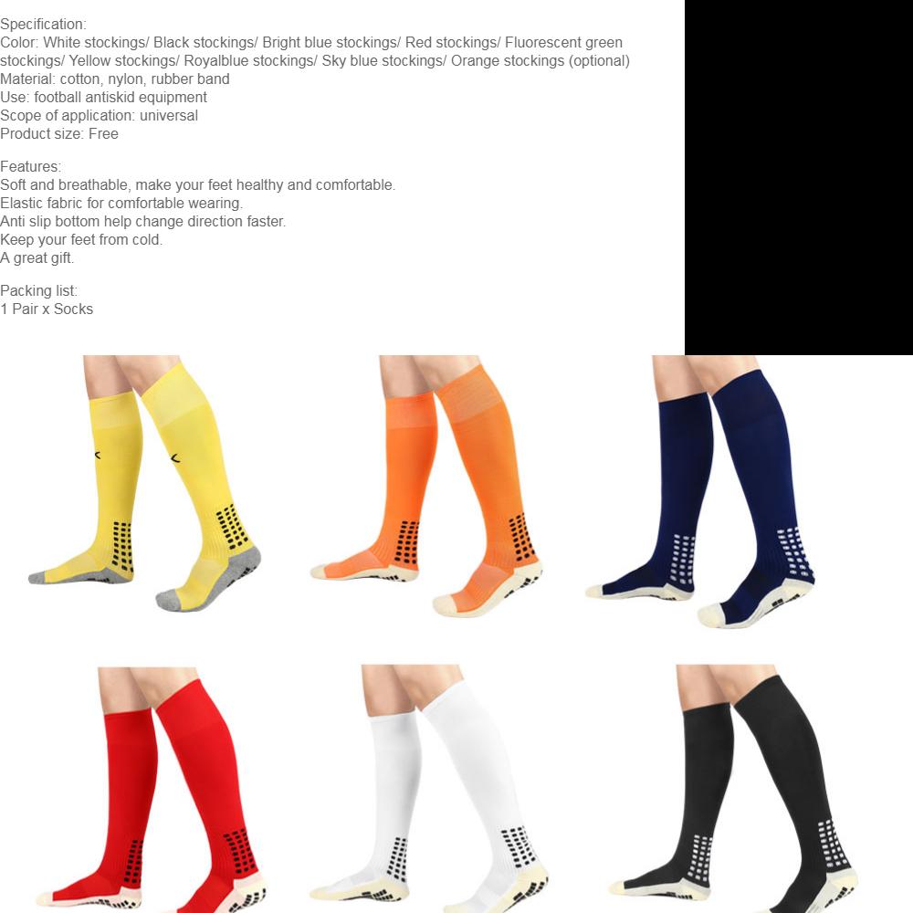 71525bad0 Product details of Trusox Tocksox Style Anti Slip Football Soccer Socks  Sport UK Seller