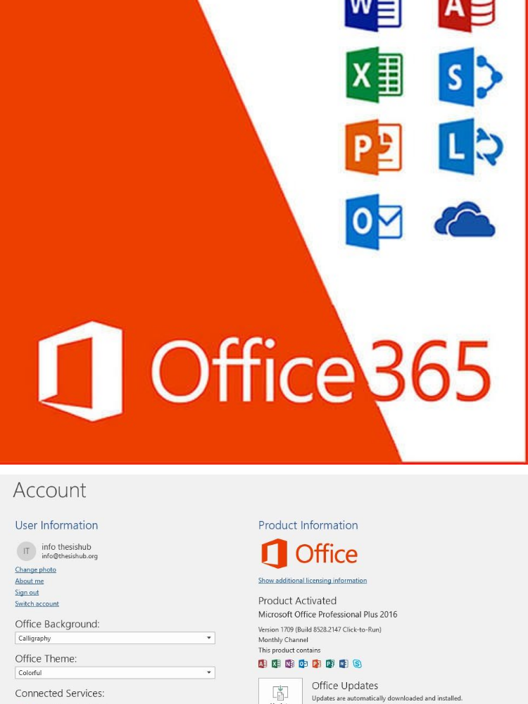 Lifetime OFFICE 365 (5TB STORAGE+15DEVICES) Unlimited Reinstall For Windows  And Mac
