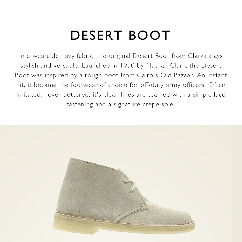 fa2915be2f0 Product details of Clarks Originals Womens Desert Boot (Sand)