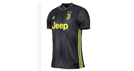 quality design 48d81 75310 Genuine Juventus 3rd Kit Jersey 2018/2019 SerieA 18/19 Football Jersey  Adult Orig/Authentic