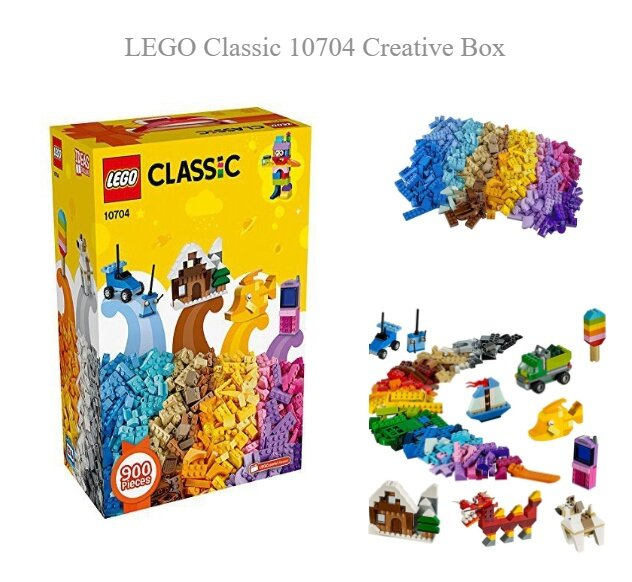 15cf6fc083f LEGO Classic 10704 Creative Box  Buy sell online Building Sets with ...