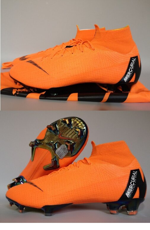 best website 26b9f 165f9 2019 Nike_Mercurial Superfly 6 Elite FG Soccer Cleats Football Shoes Boots  Sale Sale