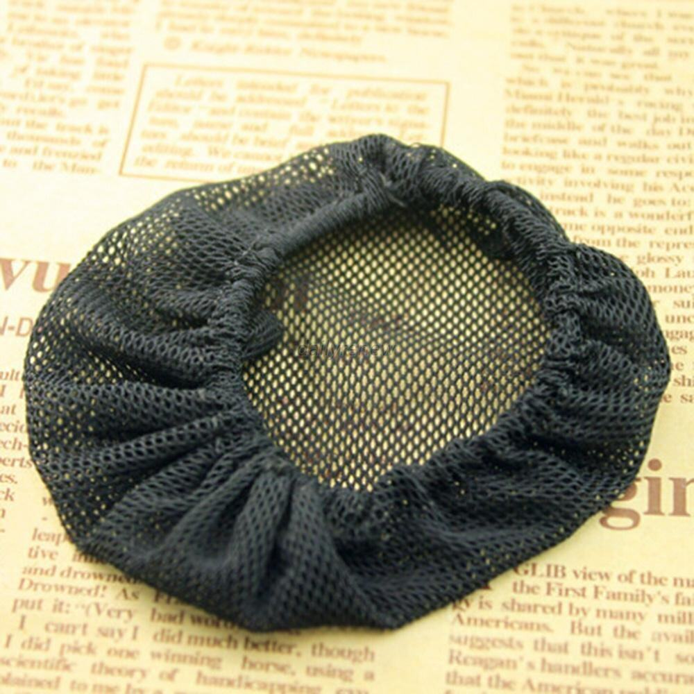 1 x Croched Ballet Bun CoverBallet Net Ring CoverVarious Colours