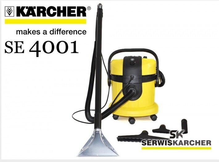 Carpet Extractor Karcher Se 4001 Carpet Vidalondon