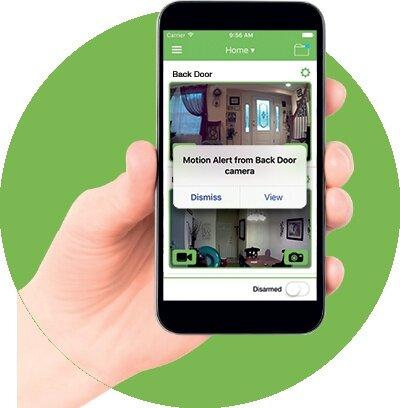 Aztech BLINK Smart Portable Security Camera - Starter Kit
