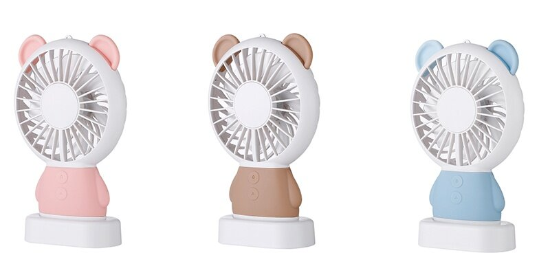 2018 Elegant Style Beauty Environment Material Multifunction Handy Save Power Usb Portable Ultra Thin Mini Led Fan