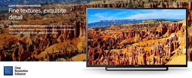 """Image result for Sony 40R350E Digital Full HD LED 40"""" TV"""