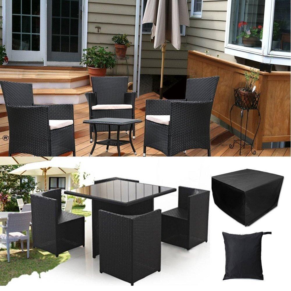 Garden Balcony Furniture Table Chair